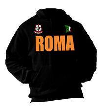 Felpa con cappuccio Supporters hoodie KT21_C Tifosi Roma calcio football fans