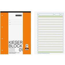 Pozo Kieser-bloque din-a4