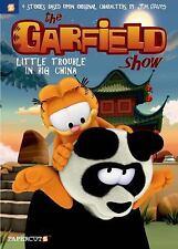 The Garfield Show #4: Little Trouble In Big China: By Jim Davis, Cedric Michiels