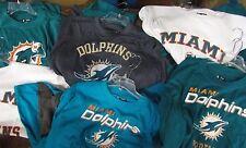 Miami Dolphins Men's Big & Tall XLT-6XL 2 T-SHIRTS!  *MYSTERY SHIRT* NFL A14