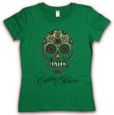 CICERO EL MUERTO HC HATE COUTURE GIRLIE maglietta Rockabilly Messicana