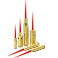 CAL Brass Cartridge Bore Sighter Boresight Red Dot Laser F Scope Hunting Archery