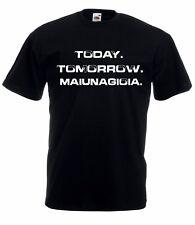 T-shirt Maglietta J2025 Oggi. Domani. Mai Una Gioia Frasi Happines hastag