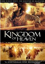Kingdom of Heaven (DVD, 2005, 2-Disc Set, Widescreen) GOOD