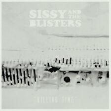 "SISSY & THE BLISTERS 7"" Killing Time + Promo Info Sheet Vinyl New"
