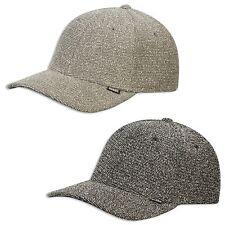 DJINNS 6 PANEL FLEX CURVED VISOR MELANGE KNIT CAP 56 / 58 cm Kappe Mütze Basecap