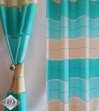 Vorhang Zwei Ösenvorhänge SET für ein Fenster GDV Halbtransparent Vorhänge TOP