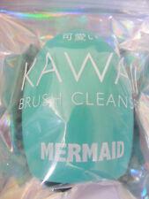 Cepillo de limpieza limpieza Kawaii huevo, Maquillaje Pincel Limpiador, Pop sobre los dedos