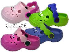 Jungen Mädchen Clogs NEU Hausschuhe Slipper Kinder Schlappen Schuhe @2710