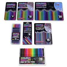 Terapia De Color Colorante Lápices & Plumas