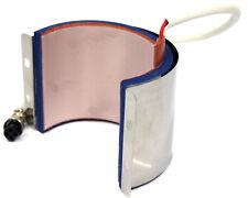 6, 11, 12, 17oz Latte/Durham Freesub ST210 ST110 Mug Mat Wrap Element Heat Press