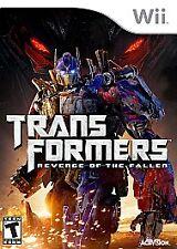 Transformers: Revenge of the Fallen (Nintendo Wii, 2009)