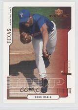 2000 Upper Deck MVP #170 Doug Davis Texas Rangers Baseball Card