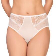 Bridal Semi Sheer Brief Panty New Lauma Lingerie Sparkling 91E51