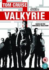 Valkyrie [DVD], Excellent DVD, Carice van Houten, Eddie Izzard, Terence Stamp, B