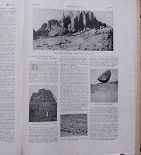 """L'ILLUSTRATION mai 1931 @@@ SAHARA et """"CARGOS du DESERT"""" @@@"""