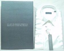 Uomo Camicia Carlo Pignatelli Elegante Invitato Sposo Shirt Hemd рубашка chemise