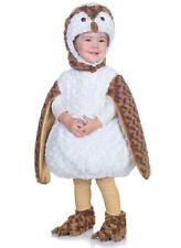 White Barn Owl Toddler Boys Girls Farm Animal Costume