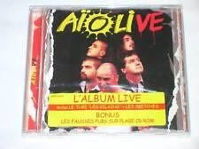 CD / AÏOLIVE / L'ALBUM LIVE / RARE / NEUF CELLO++++++++++
