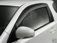 Genuine Toyota IQ Wind Deflectors Front Pair