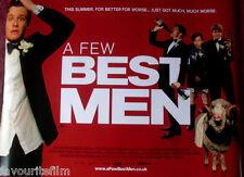 Cinema Poster: A FEW BEST MEN 2012 (Quad) Laura Brent Xavier Samuel Kris Marshal