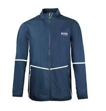 New Hugo Boss Mens Swalay Pro full Zip Waterproof Golf Jacket s m l xl 2xl 3xl