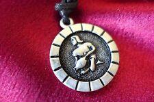 New Astrology Zodiac horoscope star sign necklace...Aquarius