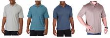 Hudson River Heritage Classics Men's Short Sleeve Polo Shirt
