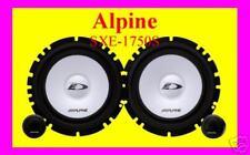 Kit 2 vie separate 16,5 cm.Alpine SXE 1750 New Garanzia