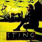 Sting: Ten Summoner's Tales  Audio Cassette