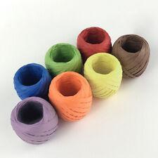 Wrapping Gift 20m Roll Paper Raffia Scrapbook Crafts Decorative Ribbon Ribbon AU