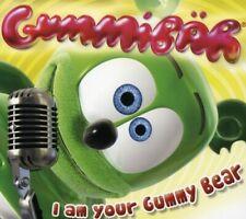 Gummib r, Gummibär, Gummibar - I Am Your Gummy Bear [New CD]