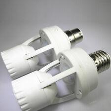 Lampenfassung mit PIR Bewegungssensor E27/E14/B22 Fassung Bewegungsmelder Sensor