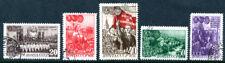 Russia 1289-1292, 1294 CTO Young Communist League x3848
