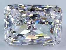IF OCTAGON RUSSIAN SIMULATED LAB DIAMOND 6AAAAAA LOOSE STONES (6x4mm - 20x15mm)