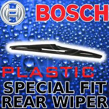 Bosch Specific Rear Plastic Wiper Peugeot 307 Estate SW