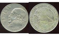 MEXIQUE 1 peso 1975  ( bis )