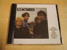 CD / U2 - OCTOBER