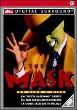 The Mask (1994) DVD 1° Ed. Italiana Cecchi Gori SIGILLATO FC Raro