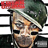Audio CD Not 4 Sale - Kardinal Offishall - Free Shipping