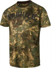 Harkila Lynx Short Sleeve T Shirt AXIS MSP Forest Green Camo Hunting Shooting