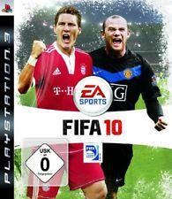 PS3 / Sony Playstation 3 Spiel - FIFA 10 (DE/EN) (mit OVP)