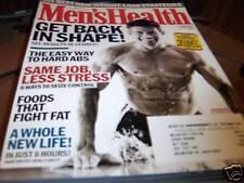 Men's Health Magazine Jan/Feb 2003