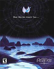 Beyond Atlantis II 2 (PC, 2001) discs only new worlds await you Dreamcatcher 360