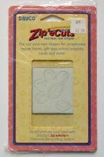 U-Pick Quickutz/Zip'eCuts 2x2 Die Metal Die-cut Daisy Half Flower Floral Posey