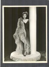 SEXY AVA GARDNER AS A SALOON HALL DANCER - WESTERN - MGM