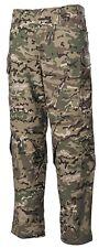 MFH Pantalones de hombre bolsillos militares Combatir pantalones MISIÓN 01360X