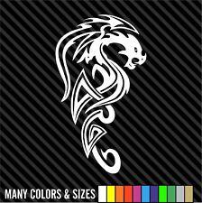 Dragon #2 Vinyl Car Truck Decals, Lap Top Sticker Graphics Choice of Colors