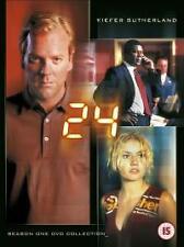 24 - Season - Kiefer Sutherland, Leslie Hope, Sarah Clarke, Elisha Cuthbert