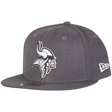 NEW Era 59 Fifty Cap-GRAPHITE Minnesota Vikings GRIGIO